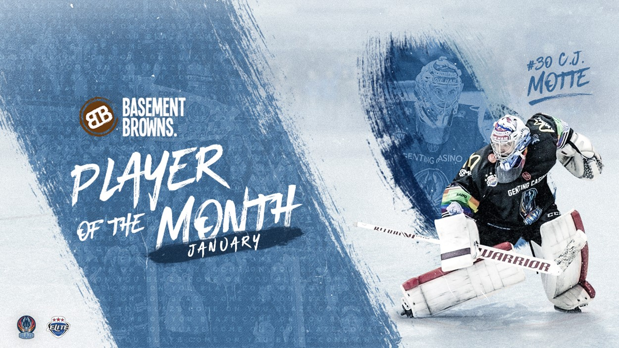An example of Jordan's digital design work with Coventry Blaze